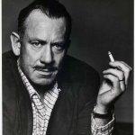 Photo of John Steinbeck credit Philippe Halsman