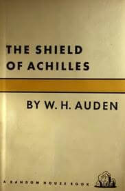 cover of The Shield of Achilles by W H Auden