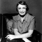 photo of Ayn Rand credit Phyllis Cerf