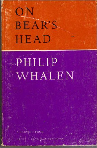 Cover of On Bear's Head by Philip Whalen