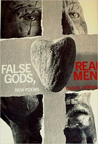 Cover of False Gods, Real Men by Daniel Berrigan