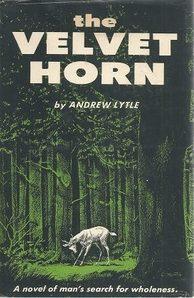 cover of The Velvet Horn by Andrew Lytle