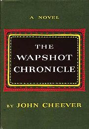 cover of The Wapshot Chronicle by John Cheever