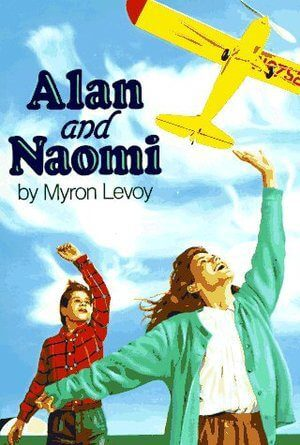 book cover for Alan and Naomi
