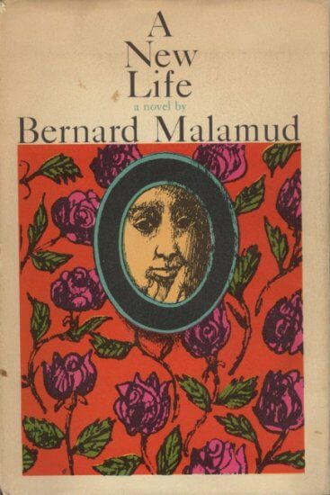 A New Life by Bernard Malamud book cover