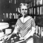 Barbara W. Tuchman author photo