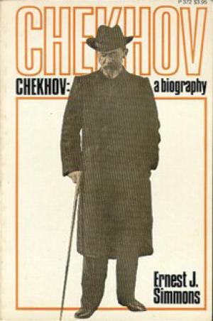 Chekhov by Ernest J. Simmons book cover