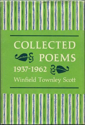 Collected Poems of Winfield T Scott book cover