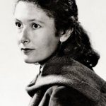 Denise Levertov author photo