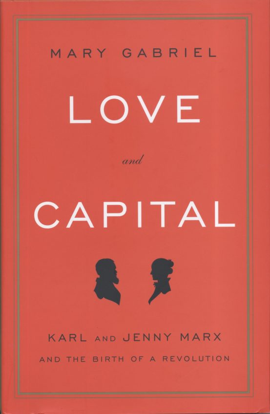 Gabriel, Love and Capital book cover