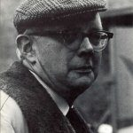 photo of author Irving Howe