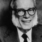 Isaac Asimov author photo