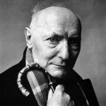Isaac Bashevis Singer author photo