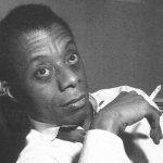 James Baldwin author photo