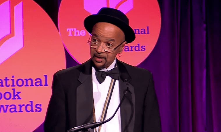 James McBride Accepts the 2013 National Book Award in Fiction for The Good Lord Bird