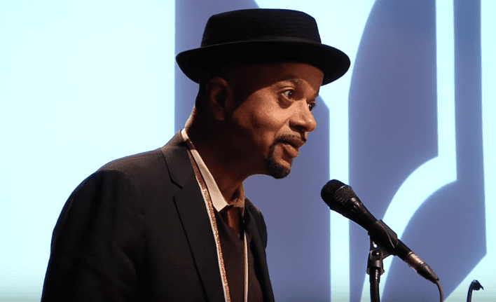 James McBride reads from The Good Lord Bird, 2013 NBA Finalists Reading