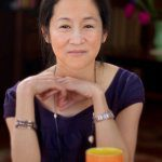 Julie Otsuka author photo. Photo credit: Robert Bessoir, 2012