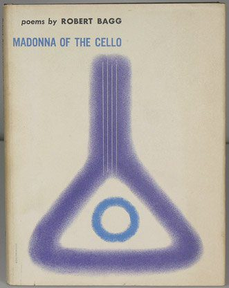 Madonna of the Cello by Robert Bagg book cover