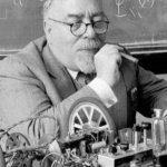 Norbert Wiener author photo