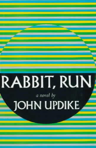 Rabbit, Run by john updike book cover