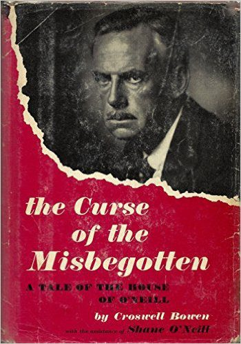 The Curse of the Misbegotten book cover