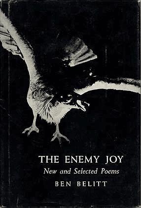 The Enemy Joy by Ben Belitt book cover