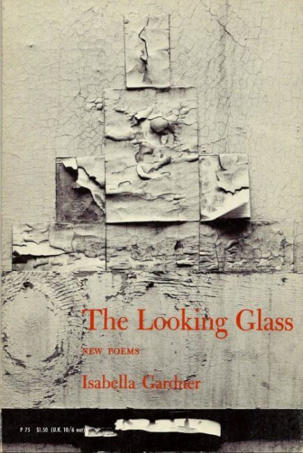 The Looking Glass by isabella gardner book cover