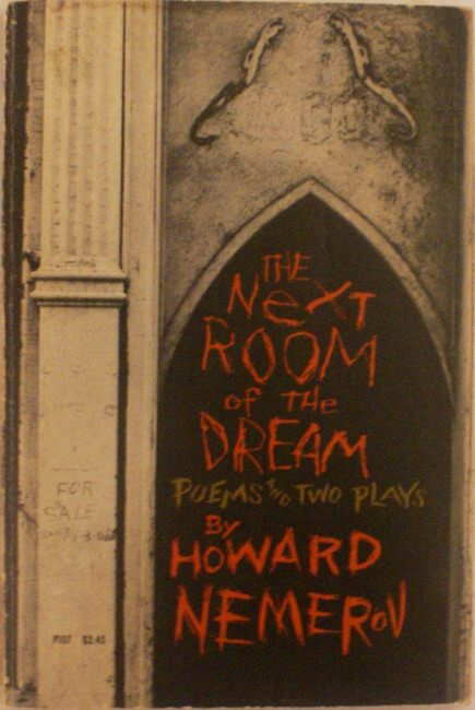 The Next of the Dream by Howard Nemerov book cover