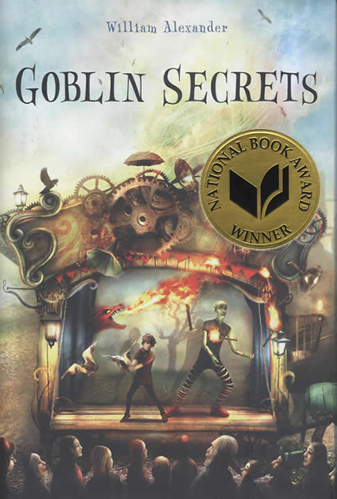 Young People Literature, William Alexander's Goblin Secrets