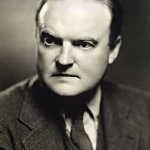 Edmund Wilson author photo