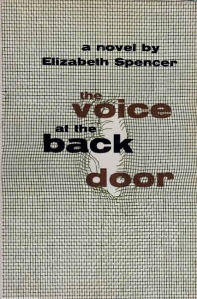 cover of A Voice at the Back Door by Elizabeth Spencer