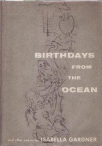 cover of Birthdsy from the Ocean by Isabella Gardner