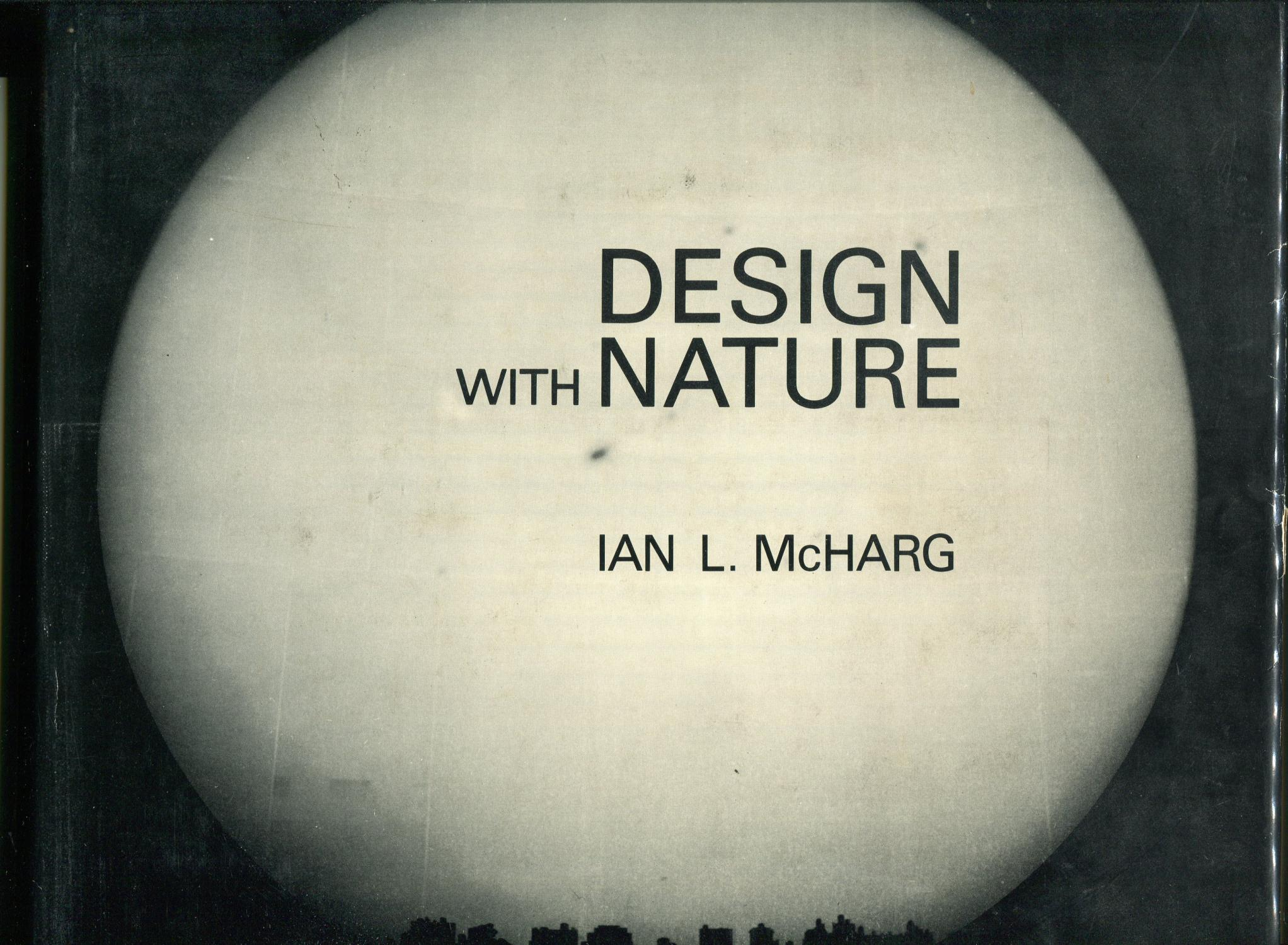 cover of Design with Nature by Ian L McHarg