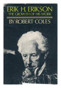 cover of Erik H. Erikson by Robert Coles