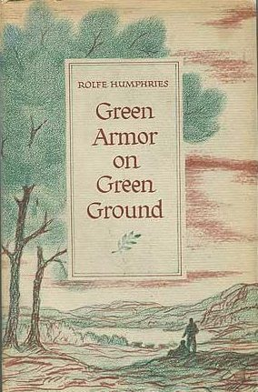cover of Green Armor on Green Ground by Rolfe Humphries
