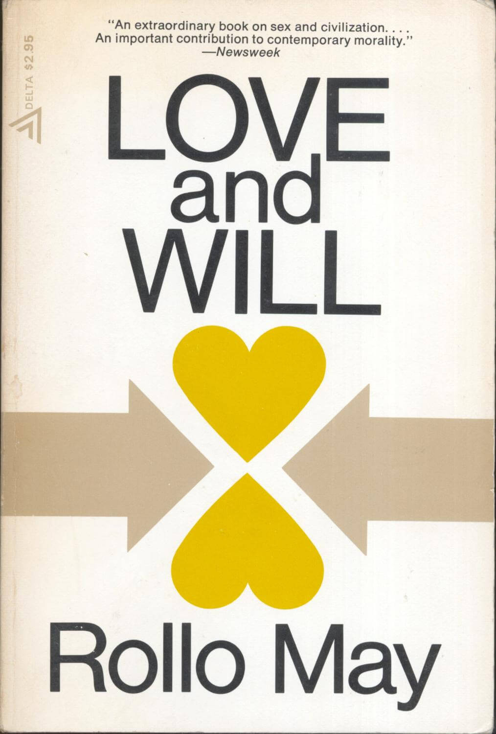 cover of Love and Will by Rollo May