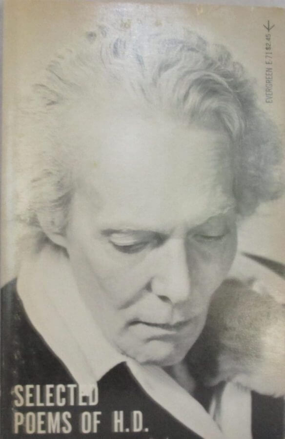 cover of Selected Poems of H D by H D