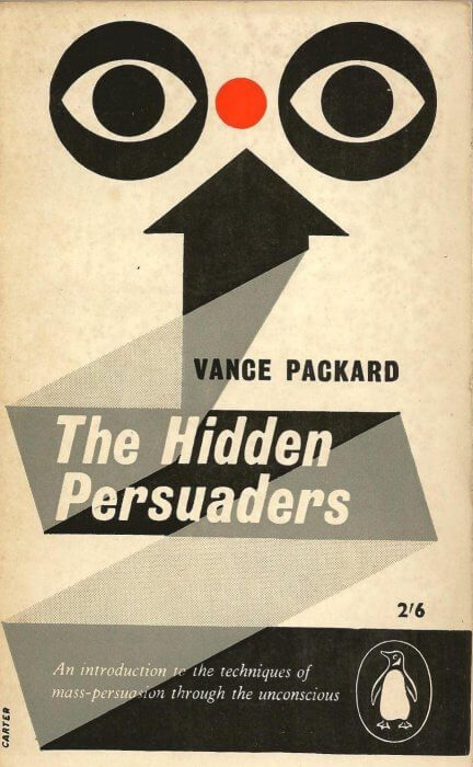 cover of The Hidden Persauders by Vance Packard