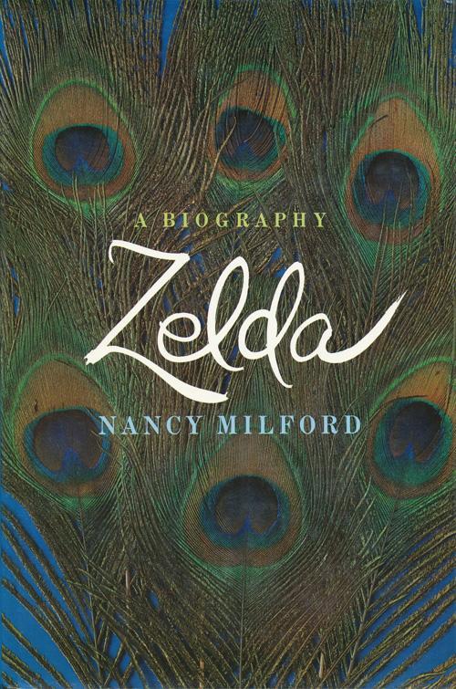 cover of Zelda by nancy Milford