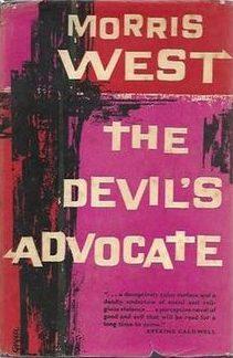 devils advocate morris west book cover