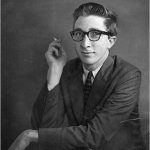 john updike author photo