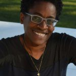 Jacqueline Woodson author photo, Photo credit: Juna F. Nagle, 2016
