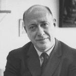 Lincoln Barnett, author photo 1950