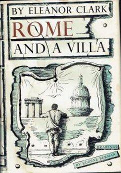 Rome and a Villa by Eleanor Clark book cover