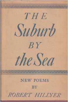 Cover of Robert Hillyer's Suburb by the Sea