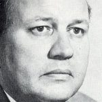 Theodore Roethke author photo