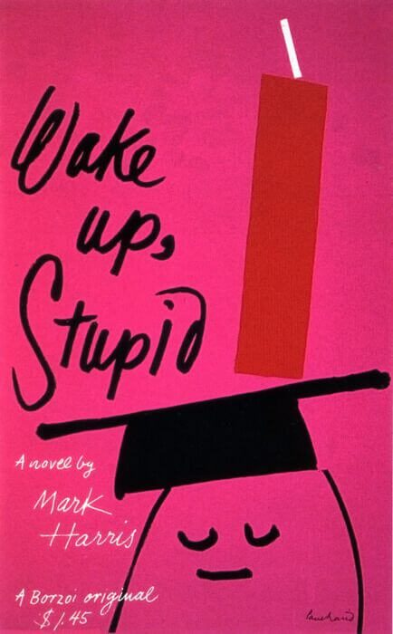wake up stupid cover