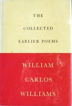 The Collected Earlier Poem by William Carlos William book cover