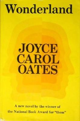 cover of Wonderland by Joyce Carol Oates