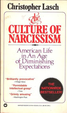 Cover of The Culture of Narciissism